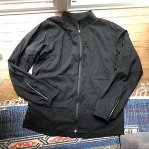 Lululemon Surge Light Black Jacket